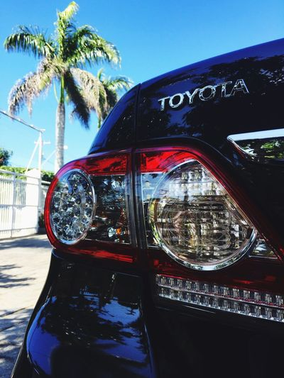 """Good Morning Hello World From My Point Of View Toyota MyCar Beautiful Day Corolla View """"never miss the hope that better day will come"""""""