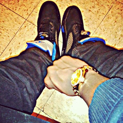 Jordan's  #KOTD Jordans On My Feet  Rollies(;