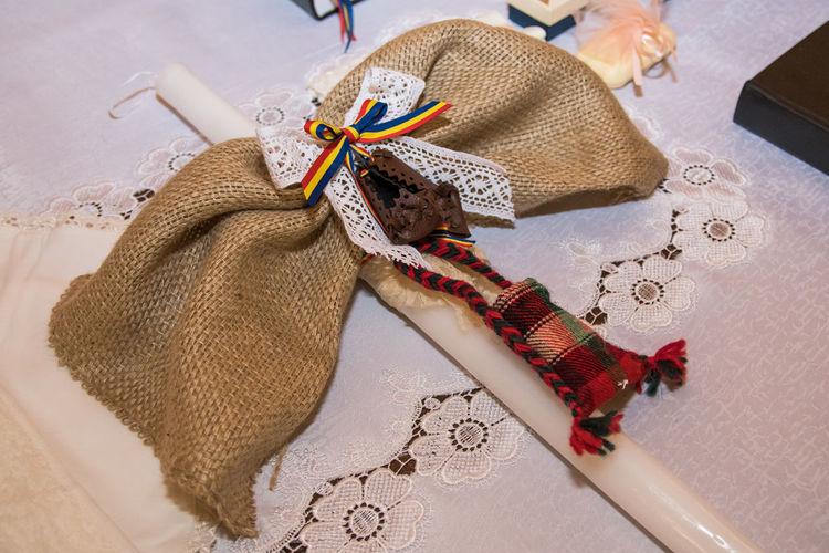 Tradition in Maramureș Religion Tradition Textile Close-up