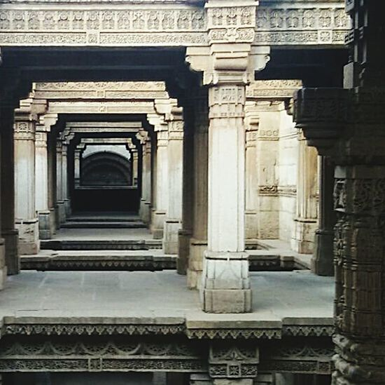 Exterior of temple