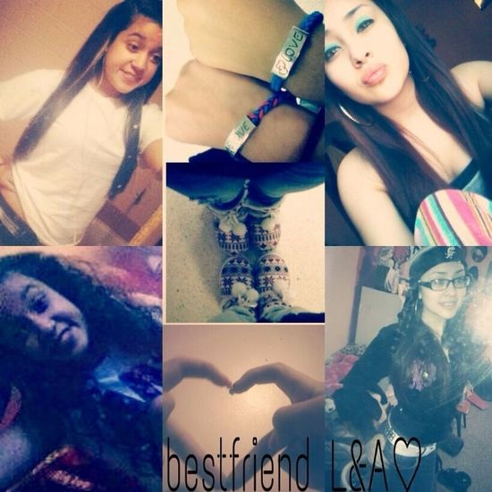 Me & My BESTfriend . I Love Her , She's My Other Half & Sister   . A & L  . Follow Us On Instagram @Ashleey_Virginia & @_Lightitup15_