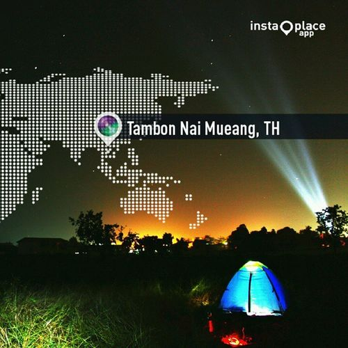 camping InstaPlace Instaplaceapp Android Tambonnaimueang thailand day th