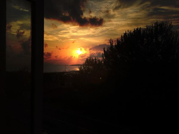 Sunrise EyeEm Best Shots Sea Sky Clouds The Moment - 2015 EyeEm Awards Enlight IPhoneography