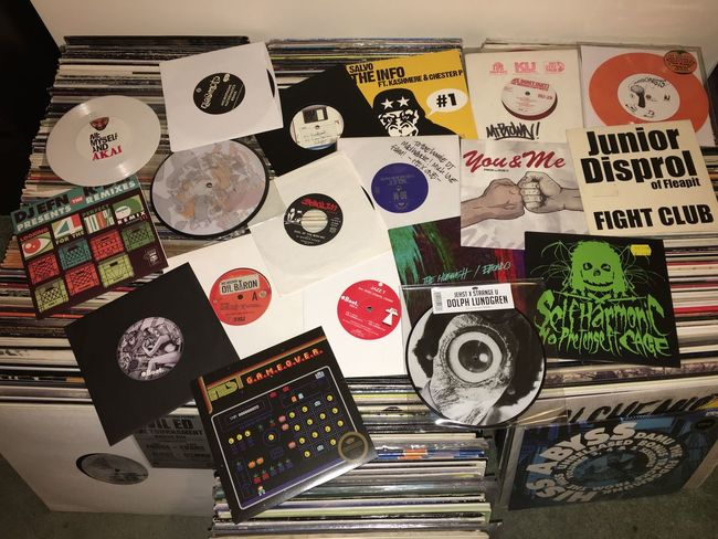"""7"""" Selection 45rpm 45friday Vinyl Junkie Records"""