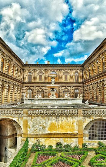"""Pitti Palace"" - Firenze Pitti Palace Palace Palace Garden Firenze Florence Italia Italy Photobydperry Architecture Architectural Detail Thearchitect-2016-eyeemawards"