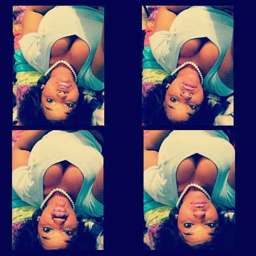 my goodnight pic ♥ :*