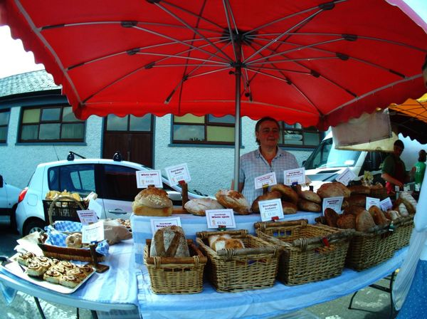 Artisan bread At The Market Market Stall Market Vendor Market Colors Bread Sourdough Buns Umbrella Skibbereen West Cork Wildatlanticway Ireland