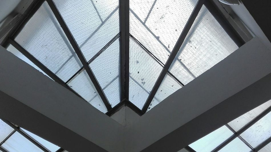 Indoors  Architecture Window Built Structure Ceiling Glass Roof Window Roof Day Ceiling Window