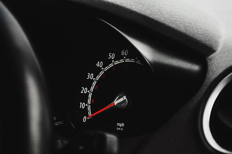 Speedometer Speedometer Ford Fiesta Fiesta Zetec S Zetec S Ford Fiesta Car Cars Interior Car Interior First Eyeem Photo EyeEm Best Shots Fordfiesta Mph 0 To 60