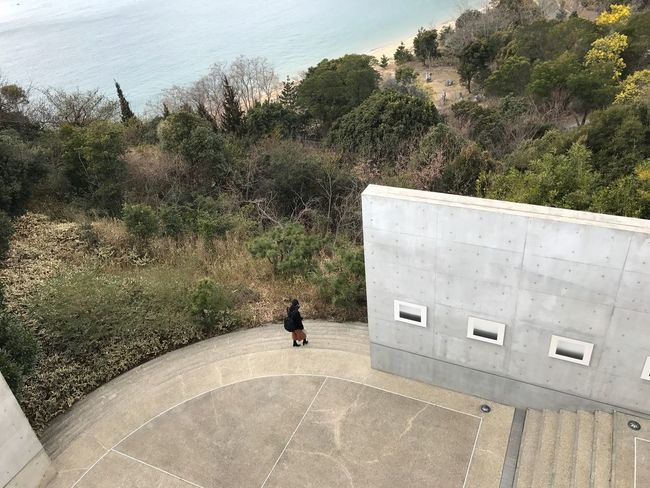 Benesse Art Museum on Naoshima island, taken March 2017. Sommergefühle A New Beginning