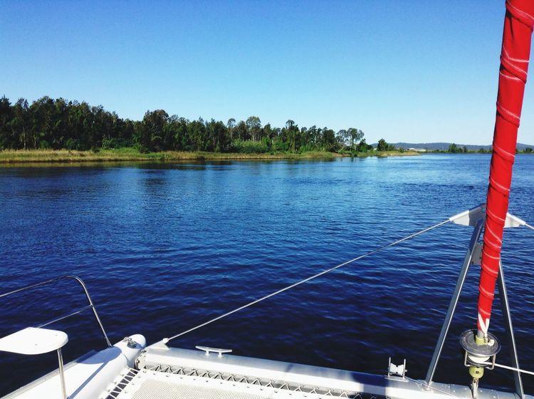 On A Boat Yacht Sail Away, Sail Away Sailing
