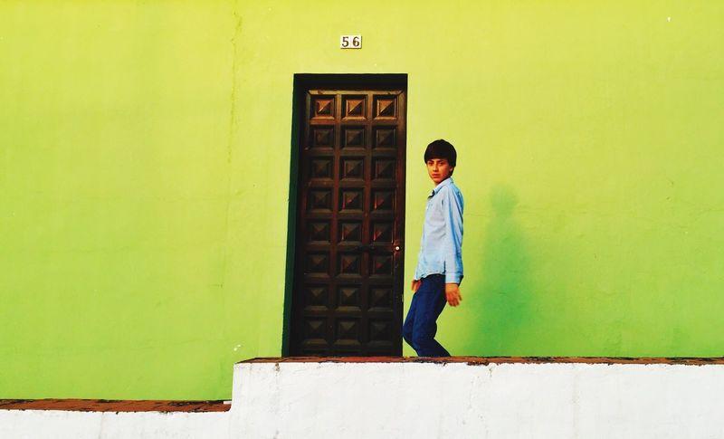 Streetphotography Eye4photography  Green Street Photography Color Portrait Portrait Portraits Market Bestsellers November 2016