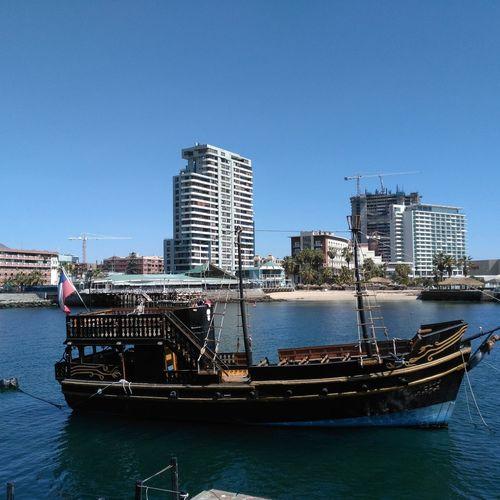Water Boat Blue Transportation
