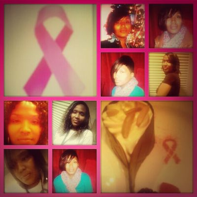 My Auntie Is A Breast Cancer Survivor & She Been Out For 3yrs She's Everything To Me ♥
