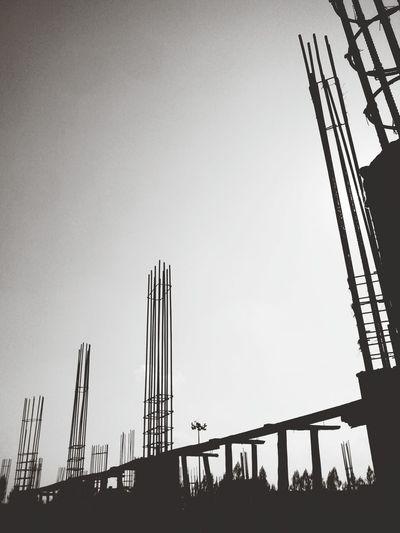 Under Construction Under Construction... Black & White Eye Em Best Shots Popular Photos