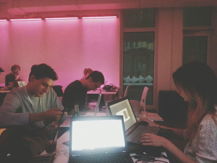 Paris to Berlin Hackathon by DeveloperGarden / Deutsche Telekom + Orange + Joyn