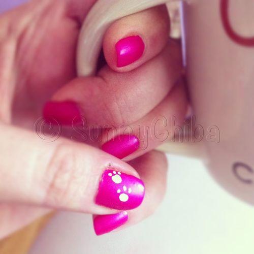 Chinaglaze Nails China Glaze