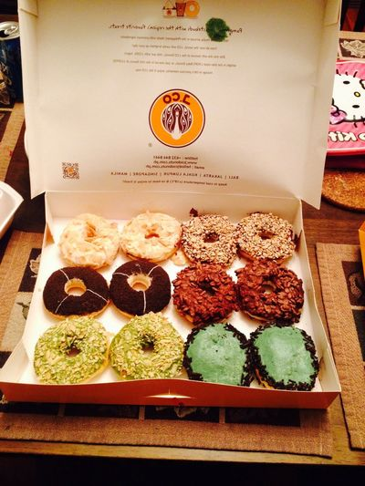 J.co Donuts Food Food Porn Delicious