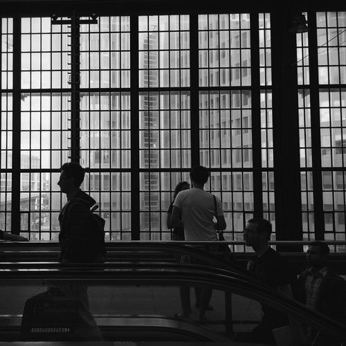 Friedrichstraße station Travel Photography NEM Street NEM Submissions NEM Black&white