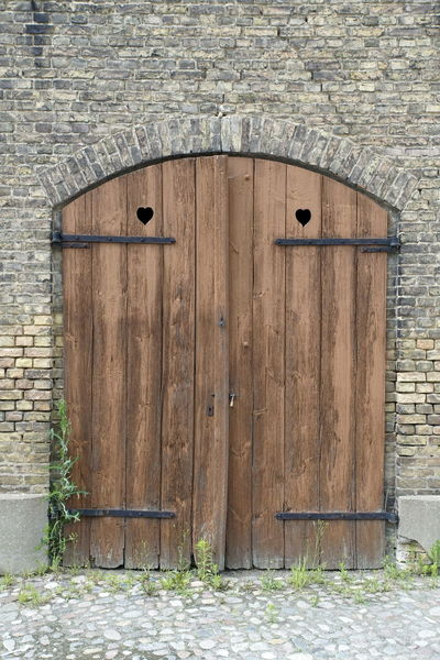 Architecture Barn Building Exterior Built Structure Close-up Closed Day Door Entrance Hinge No People Old-fashioned Outdoors Protection Safety Security Wood - Material