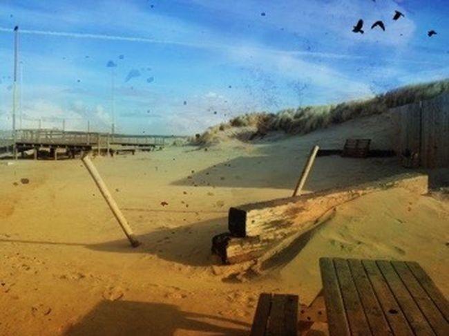Sky Nature Einfach So :) @ Home Strand Urlaub Guten Morgen