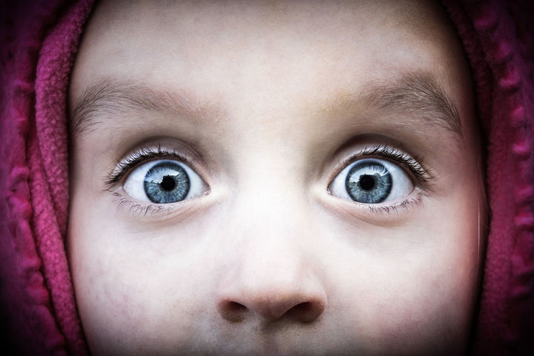 Surprised Kids Of EyeEm Amazed Big Eyes Children Eyes Wide Open Frightened  Kids Surprised Child Childhood Children Only Close-up Eye Eyeball First Eyeem Photo Frightening Front View Girl Girls Headshot Human Eye Human Face Kid Marvel Portrait Surprise EyeEmNewHere The Portraitist - 2018 EyeEm Awards
