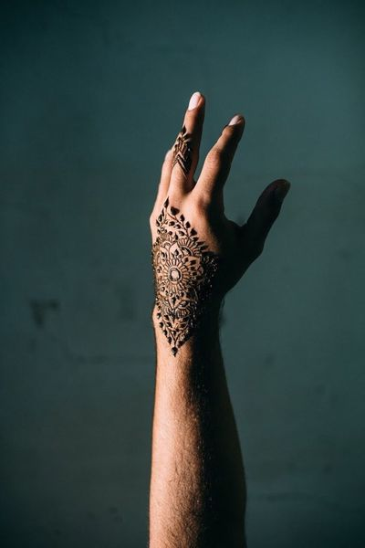 Indian henna!!! Human Hand Human Body Part Human Arm Limb Human Finger Arms Raised Control Reaching One Person People Adult Pleading Indoors  Fingernail Palm Prisoner Close-up Adults Only Prison Day Bodymark Fun Bear Watching Architecture