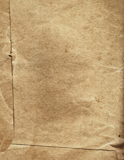 Old dirty paper Ancient Antique Arts Culture And Entertainment Backgrounds Blank Brown Brown Paper Copy Space Crumpled Crumpled Paper Design Element Dirty Dirty Paper Empty Grunge Material No People Old Old Paper Old-fashioned Paper Paper Background Pattern Retro Styled Rough Stained Paper Surface Level Textured  Textured Effect Vintage Paper Yellow