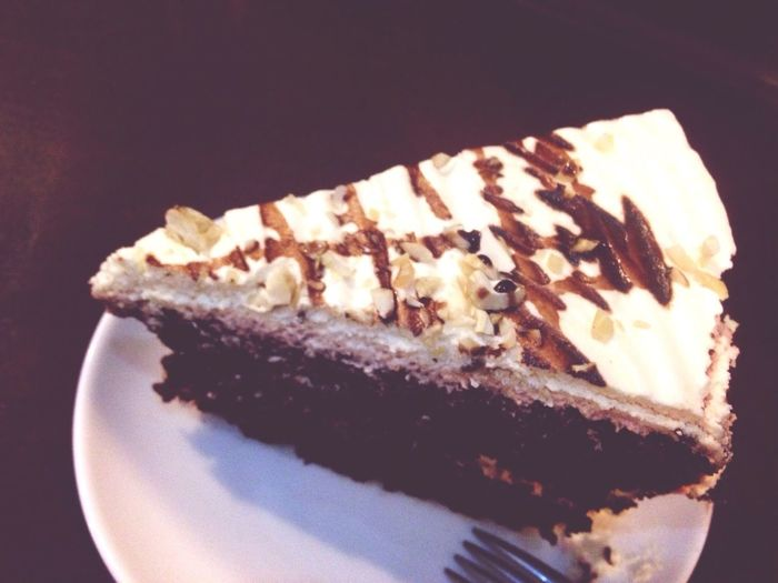 Rocky Road -slice of cake? Cake Cake Cake Cake  Rocky Road Good Taste Choco