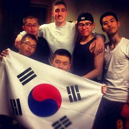 Its Official YR&F gear is NOW in KOREA! YR&F™ Youngrichandflashy Korea International MYTEAMWINNING