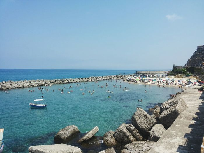 Relaxing Sea