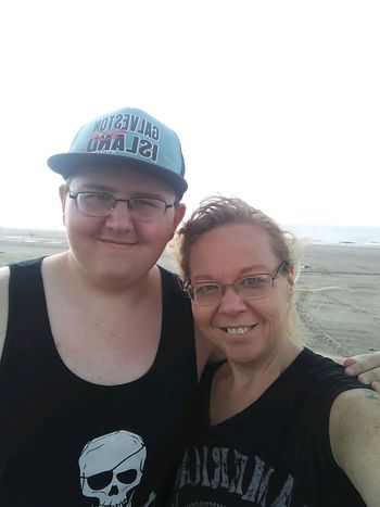 Beach day with my boy. Texas City Dike EyeEmNewHere