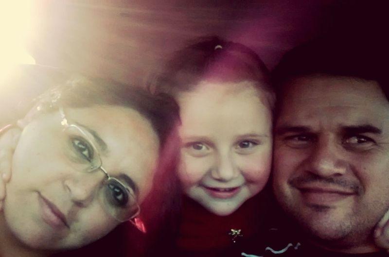 Minha Família perfeita!!