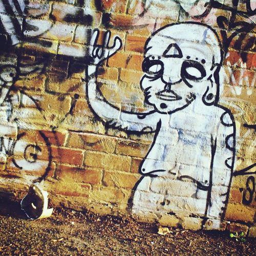 Graffiti Innerwest Enmore Marrickville