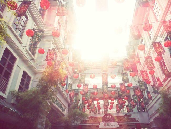 First Eyeem Photo Chinatown Lucky