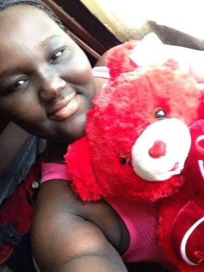Chillin Wit My Teddy Bear Tutu