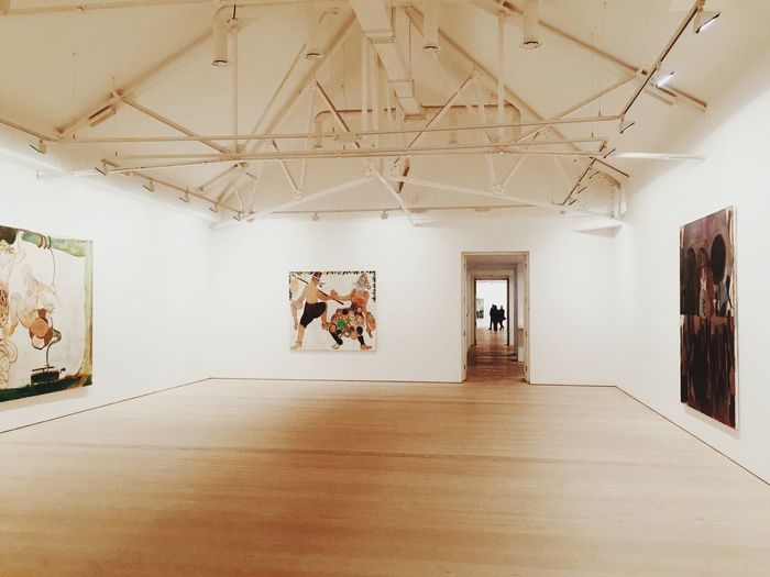 EyeEm Selects Saatchi Gallery London Indoors  Architecture Real People Arts Culture And Entertainment