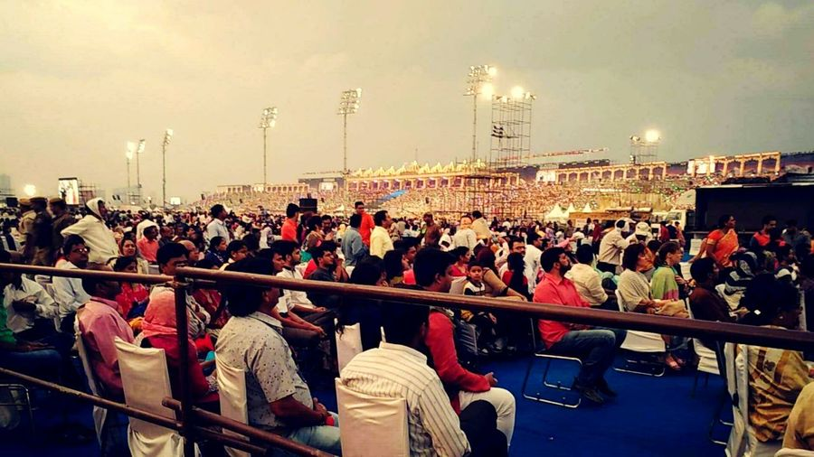 Showcase March Worldculturefestival2016 Delhi2016 SriSri