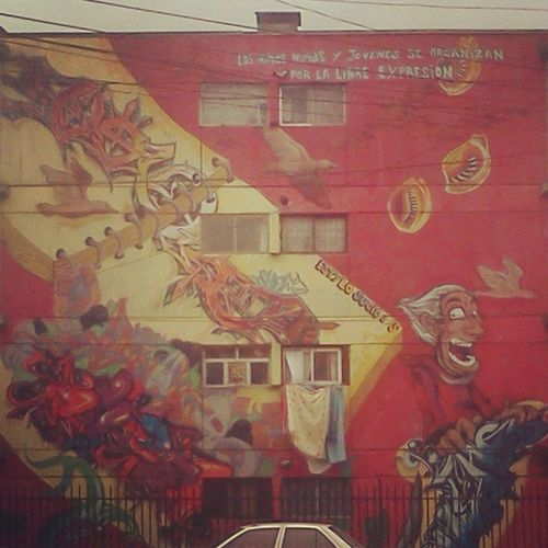 mis calles Poblacion Cartel Artecallejero Graffitis bloque