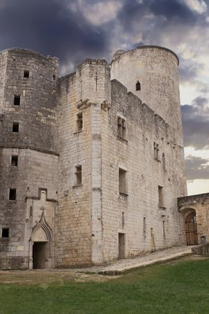 Architecture Castle Clouds Clouds And Sky Day France History Manor House Medieval Medieval Architecture Middle Ages No People No People, Outdoors Outdoors Photograpghy  Sky Stone Stone Material Travel Destinations