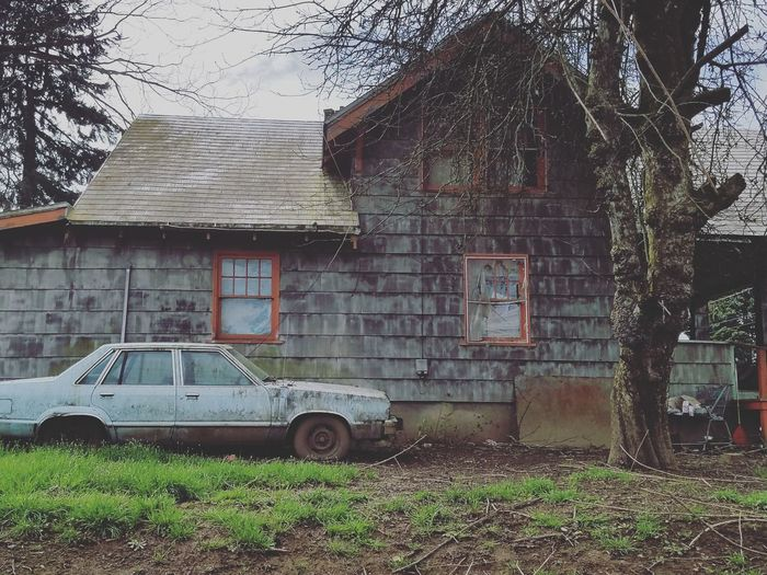 No People Built Structure Architecture Building Exterior Land Vehicle Outdoors Day Street Architecture Sky Car Grime_nation Grimey Grimelords_urbex