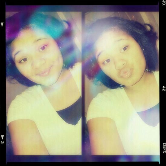 Ok , Now I'm Going To Bed. Lol. Love ♡ Goodnight ♥ My Hair >> Dimple ^__^