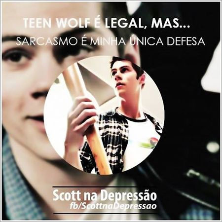 Teen Wolf Love Wolf Pack Stiles Stilinski