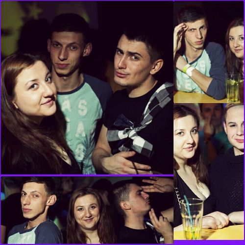Friends Party Music Love♥ Fridaynight