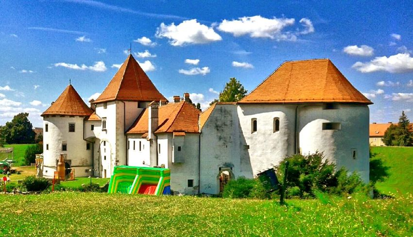 Varazdin Castle Croatia Spancirfest Summer Festival Concert Rock Blues Outdoor Photography Beauty In Nature Outdoors Light And Shadow Outdoor Photography Wildlife & Nature Backgrounds Daytime Photography Colors Nature Travel Destinations Multi Colored Nikon Travel Photography Sun