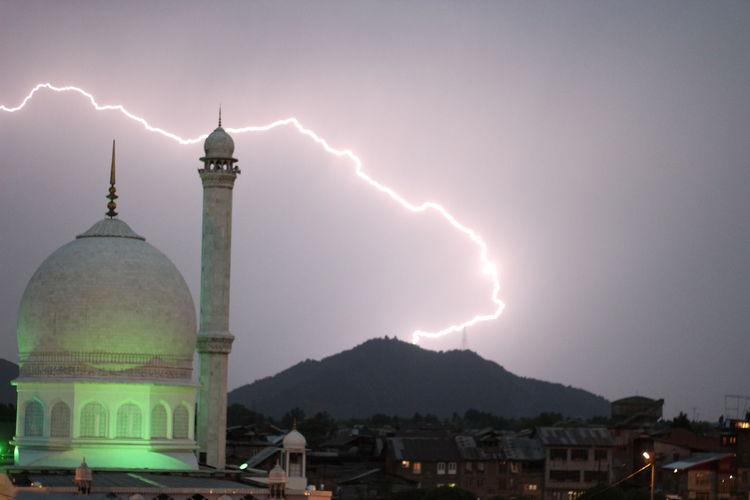 lighting Muslim