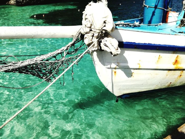 Isla Catalina #water #ocean #boat First Eyeem Photo