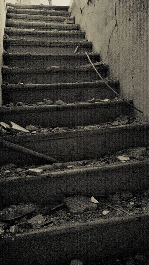 Architecture Outdoors Escalera Ruinas No People En Ningun Lado Black & White GetbetterwithAlex EyeEm Gallery Ruins Time
