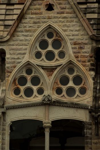 Architecture Built Structure Place Of Worship Religion Arch Building Exterior Rose Window Low Angle View Spirituality History Window Travel Destinations No People Day Outdoors