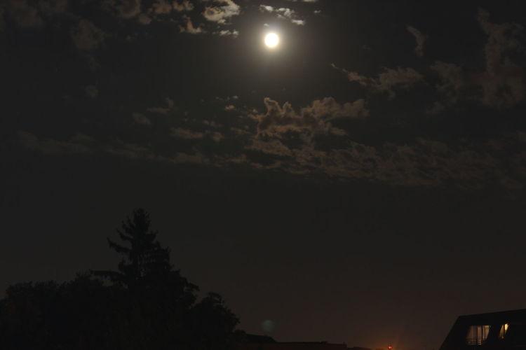 Sky Night Moon